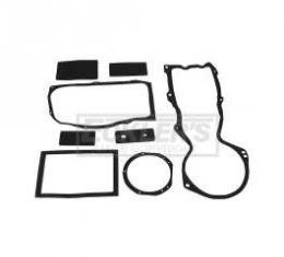 El Camino Heater Box Seal Kit, Without AC, 1964-1972