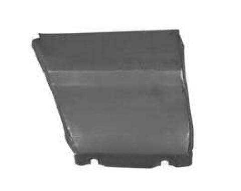 El Camino Fender Patch Panel, Lower Rear, Left, 1968-1972