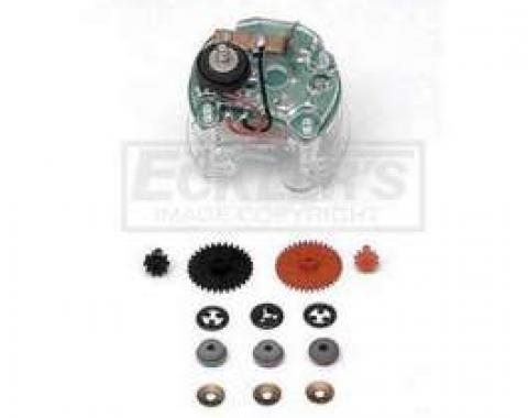 El Camino Clock Quartz Conversion Kit, Borg Clocks Only, 1964-1968