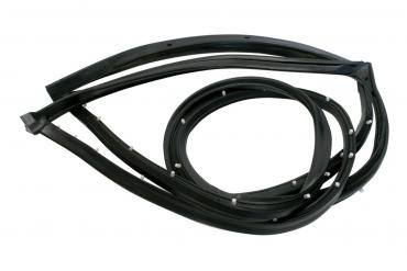 Corvette T-Top Weatherstrip, Left & Right, 1968-1977 Early