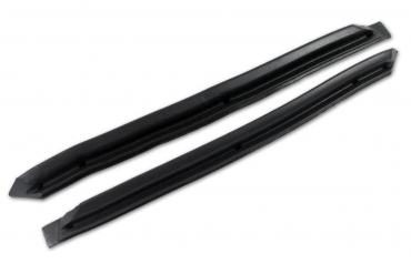 Corvette Pillar Post Weatherstrip, Coupe or Convertible, Left & Right, 1973-1982
