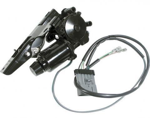 Corvette Headlight Motor, Left, 1991-1996