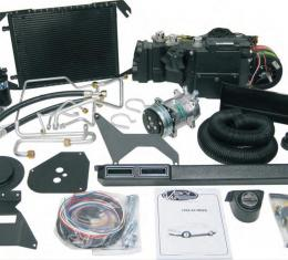 Chevy II & Nova Vintage Air SureFit Gen IV Air Conditioning Kit, with Factory Air, 1969-1972