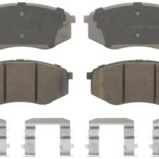 Wagner ThermoQuiet Ceramic Front Brake Pads QC1447
