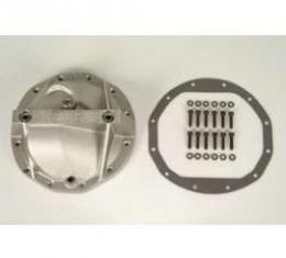 Camaro Differential Cover Gridle, Moser Performance, Aluminum, 12-Bolt, 1967-1970