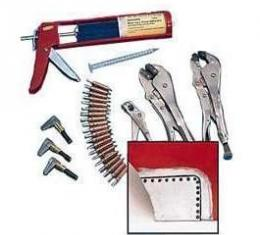 No-Weld Patch Panel Installer Kit Tool