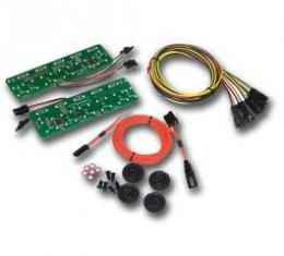 Camaro Sequential LED Taillight Kit, Standard, 1967-1968