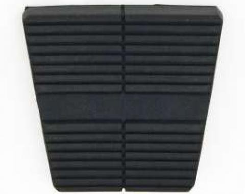 Camaro | Firebird Clutch Pedal Pad, For Cars With Manual Transmission,1982-1992