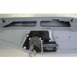 Camaro Electric Wiper Motor, Replacement, 1968-1969