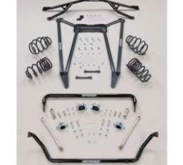 Camaro Suspension System, Hotchkis, Race Pack Stage 3, Convertible, 2011-2013