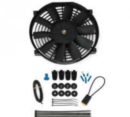 Camaro Electric Cooling Fan, 10, 1967-2002