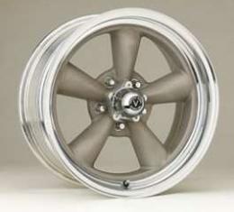 Camaro Wheel, Straight Pointed Spokes, 17 x 9-1/2, Vintage 40, 1967-1969
