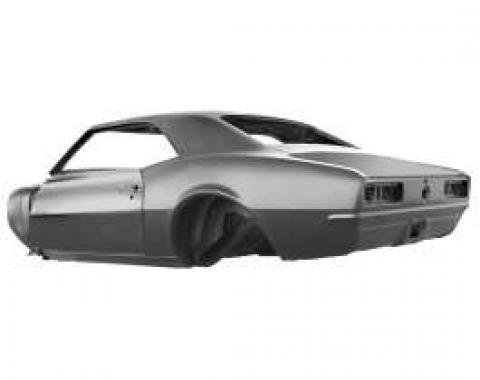 Camaro Coupe Body, Pre-Welded, For Cars With Heater, 1967