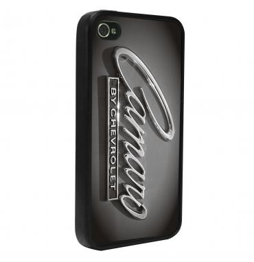 Camaro iPhone 6+,  Rubber Case, with Camaro by Chevrolet Emblem
