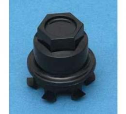 Camaro Factory Style Plastic Cap, Black, 1993-1996