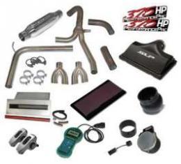 Camaro SLP 375 HP Performance Pac Loud Mouth Dual Tips, 1998-1999