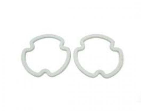 Camaro Parking Light Lens To Housing Gaskets, For Cars With Standard Trim (Non-Rally Sport) Or Rally Sport (RS), 1969