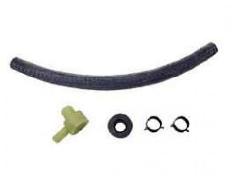 Camaro Power Brake Booster Vacuum Hose Kit, Big Block, 1967-1972