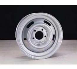 Camaro Rally Wheel, 15 x 7, With 4-1/4 Backspacing