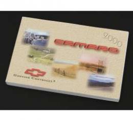 Camaro Owner's Manual, 2000