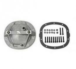 Camaro Differential Cover Gridle, TA Performance, Aluminum, 10 Bolt, With 7.5 Ring Gear, 1982-2002