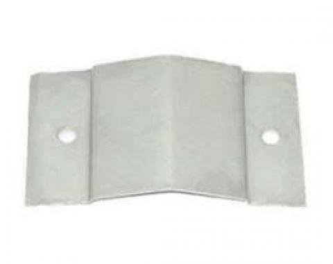 Camaro Grille Emblem Retainer Plate, For Cars With Standard(Non-Rally Sport) Grille, 1968-1969