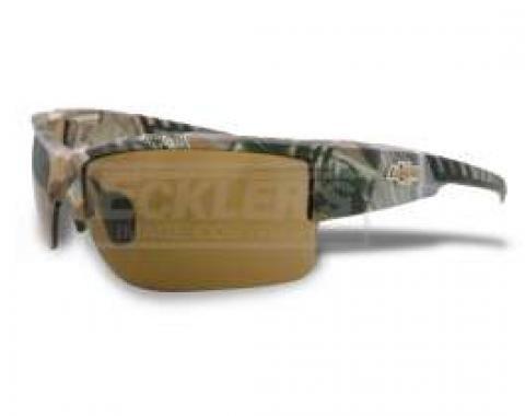 Chevy Realtree Camo Open Frame Sunglasses, USA