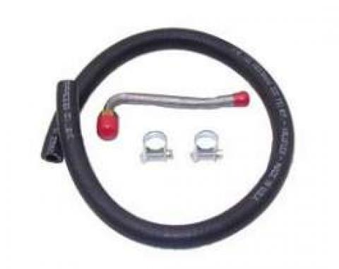 Camaro Power Steering Return Hose, 1967-1969