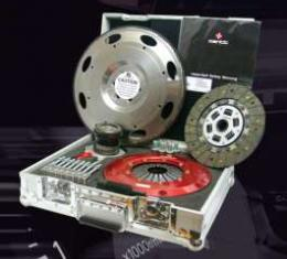 Mantic 9000 Series Twin Segmented Disc Clutch Kit, 1998-2002