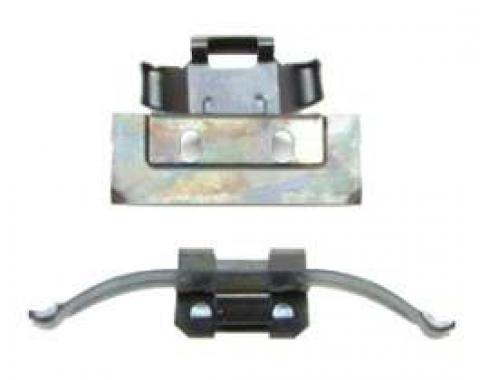 Camaro Heater Core Clips, Small Block, 1967-1969