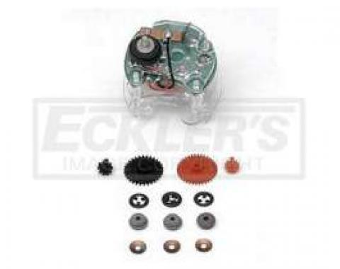 Camaro Clock Conversion Kit, Do-It-Yourself, Quartz, Borg Clock, 1967-1981