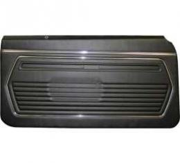 PUI Platinum Edition Front Door Panel 1969 Camaro 69FD24