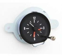 Camaro Clock, In Dash, 1970-1978