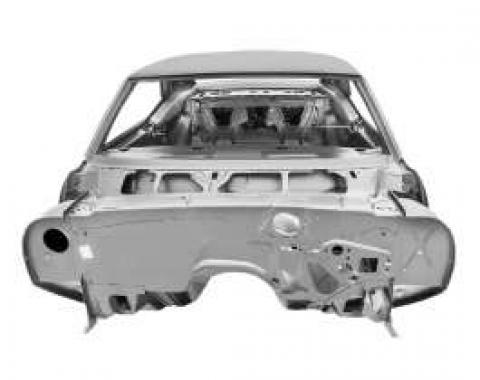 Camaro Full Body Assembly, Coupe, Heater Delete, 1968