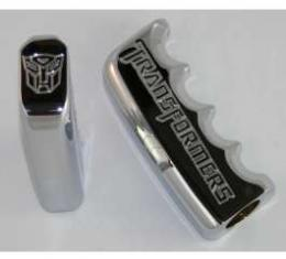Camaro Transformers Autobot Manual Shifter Handle, Chrome, 2010-2013