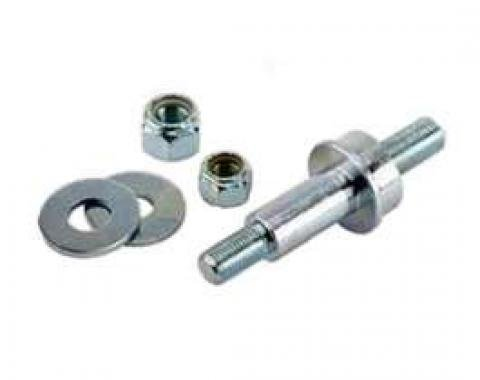 Camaro Shock Absorber Lower Mounting Hardware Set, Rear, For Cars With Multi-Leaf Springs, 1968-1969