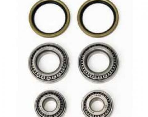 Camaro Wheel Bearing & Seal Kit, Front, 1967-1969