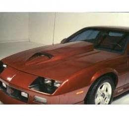 Camaro Hood, Stinger Style, Corvette Big Block, Fiberglass,1982-1992