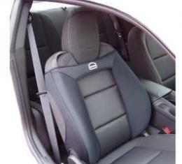 Camaro Auto Chaps, Seat Bolster Protection,Black,2010-2013