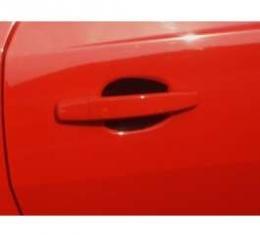 Camaro Door Entry Scratch Guards, Clear, 2010-2013