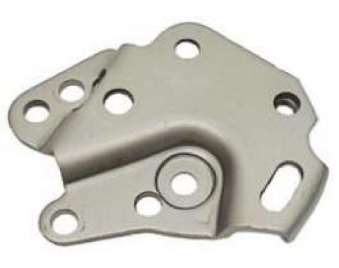 Camaro 4-Speed Shifter Mounting Plate, For Cars With Small Block Engine, Hurst, 1969