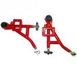 Camaro Lower Control Arms, With Rod End Bushings, Front, Tubular, 1993-2002