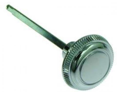 Camaro Headlight Switch Knob, With Shaft, 1967-1968
