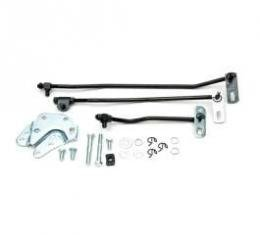 Camaro 4-Speed Shifter Linkage Kit, For Cars With Small Block Engine, Hurst, 1969