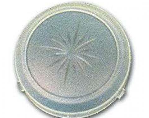 Camaro Interior Dome Light Lens, 1970-1981