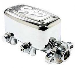 Camaro Brake Master Cylinder, Proportioning Valve, & Metering Valve, 1 Bore, Polished, 1967-1981