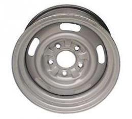 Camaro Rally Wheel, 15 x 6, 3-1/4 Backspacing