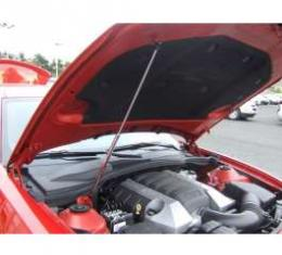 Camaro Chrome Hood Lift Support, 2010-2013