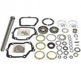 """Camaro Transmission Rebuild Kit, 4-Speed, Muncie M20 & M21, With 7/8"""" Shaft, 1970-1981"""