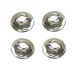 Camaro Parking Light Housing Mounting Nuts, For Cars With Standard Trim (Non-Rally Sport) Or Rally Sport (RS), 1967